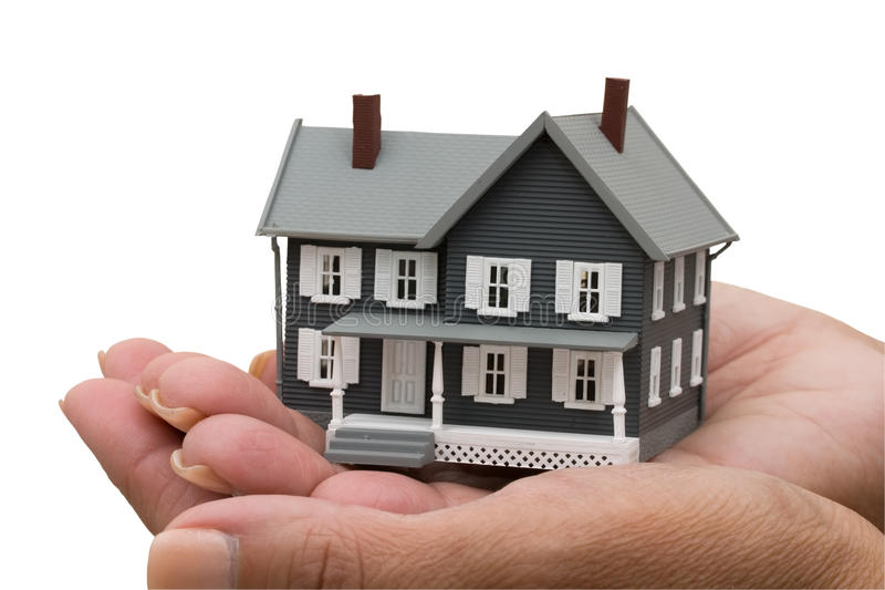 Mortgage Help stock photography