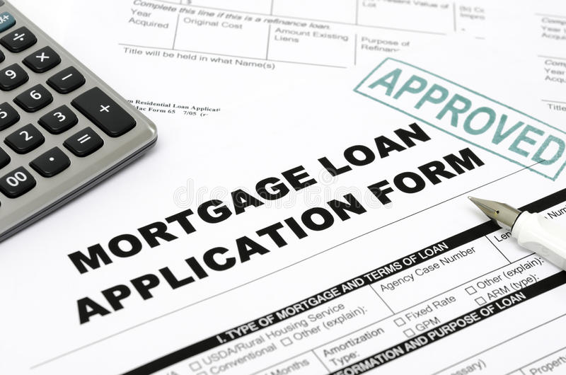 Download Mortgage loan stock photo. Image of loan, home, authority - 28718012