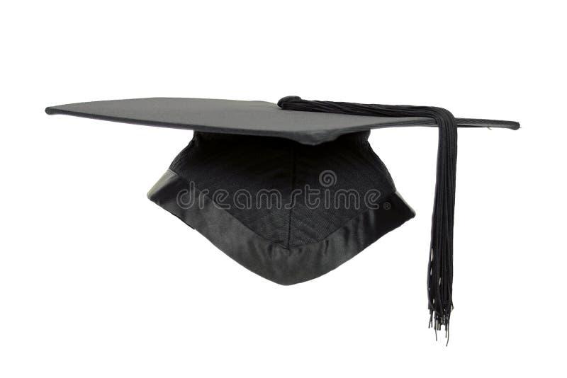 Mortier de graduation d'isolement. photographie stock