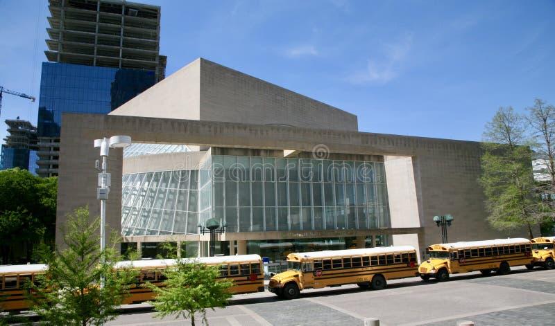Morton h Центр симфонизма Meyerson стоковое фото rf