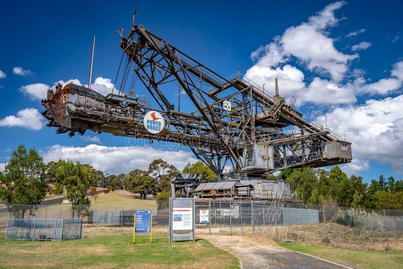 Morwell, Victoria, Australia - PowerWorks Energy Education Centre stock photos