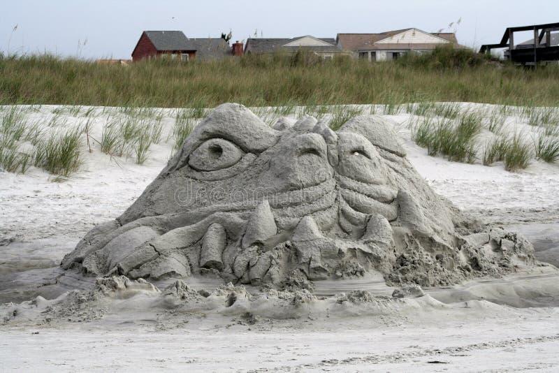 morza potworów fotografia royalty free