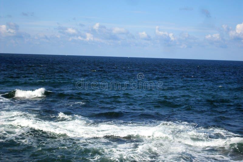 Morze Śródziemnomorskie - świat przygoda Denna podróż podniecający i obrazy royalty free
