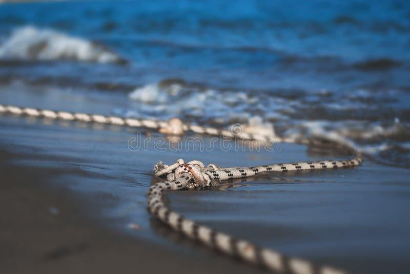 Morze Śródziemnomorskie na wybrzeżu Turcja zdjęcia royalty free