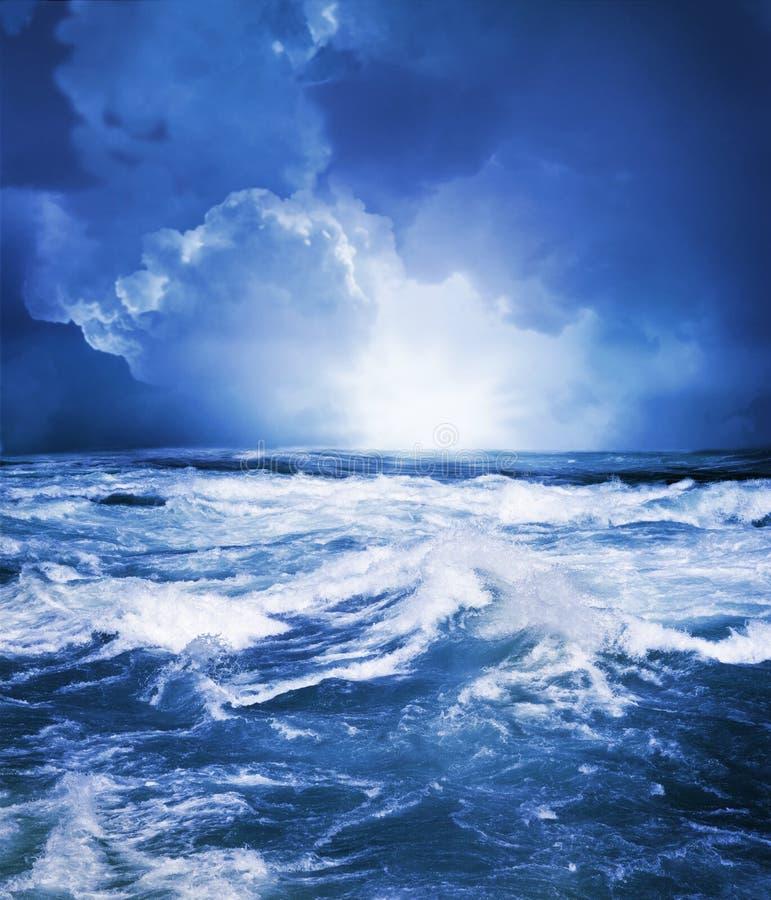 morze burzowy