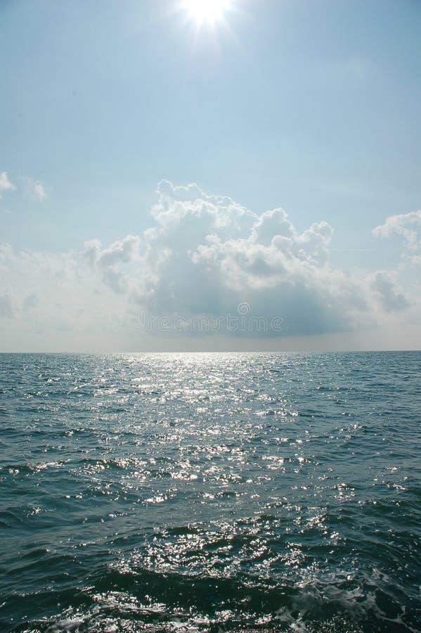 morze czarne zdjęcie stock
