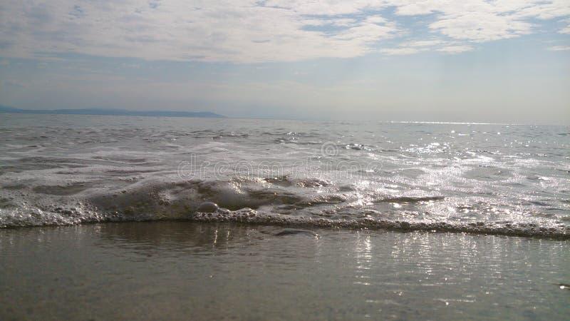 morze egejskie obraz royalty free