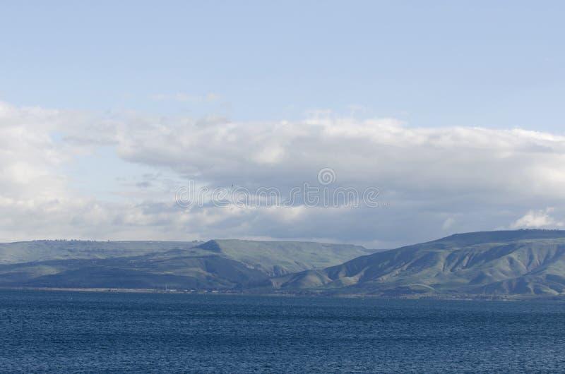 morze galilei obrazy royalty free