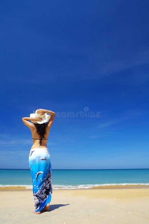 morze pokazujący nastrój zdjęcia stock