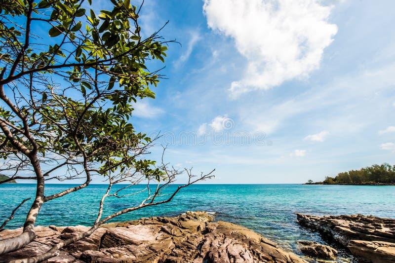 Morze Viwe2 fotografia royalty free