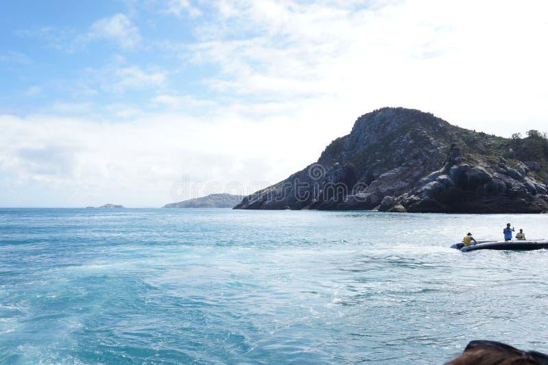 Morze w Brazil zdjęcia royalty free