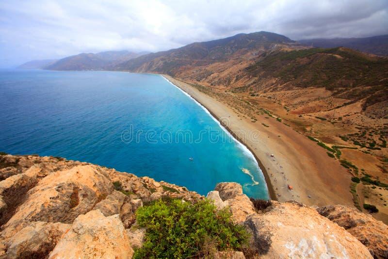 Morze w Maroko fotografia royalty free