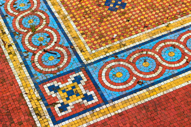 mosaïque photos stock