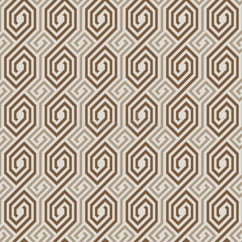 Mosaïque géométrique, quatrième modèle photo libre de droits