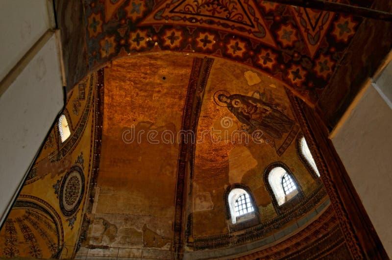 Mosaïques de plafond photo stock