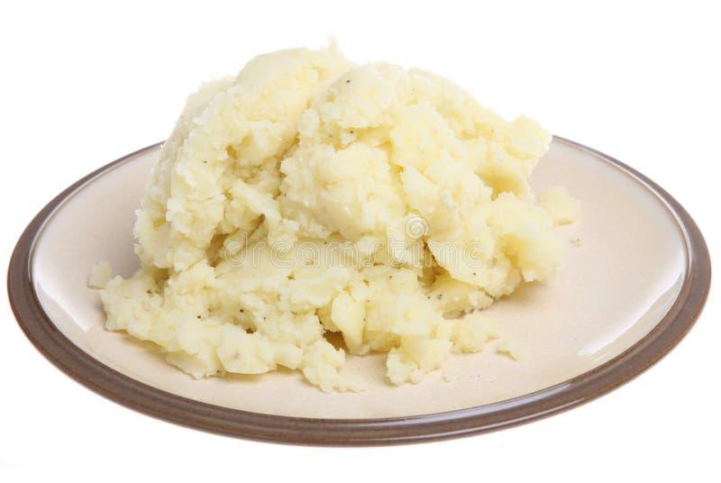 mosad potatis royaltyfri bild