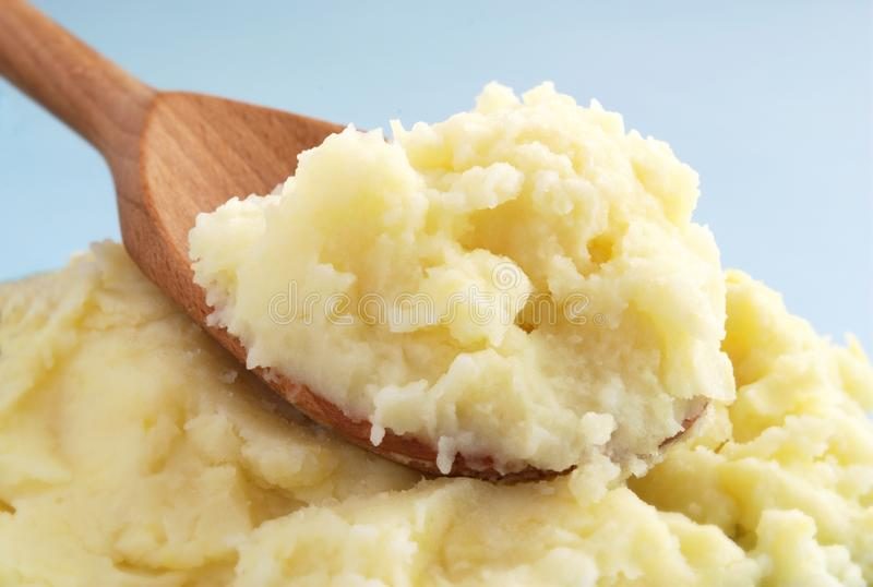 mosade potatisar royaltyfri bild