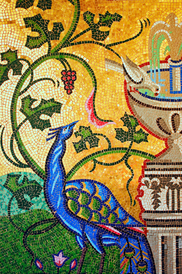 Download Mosaic stock image. Image of lines, church, antique, floor - 12006401