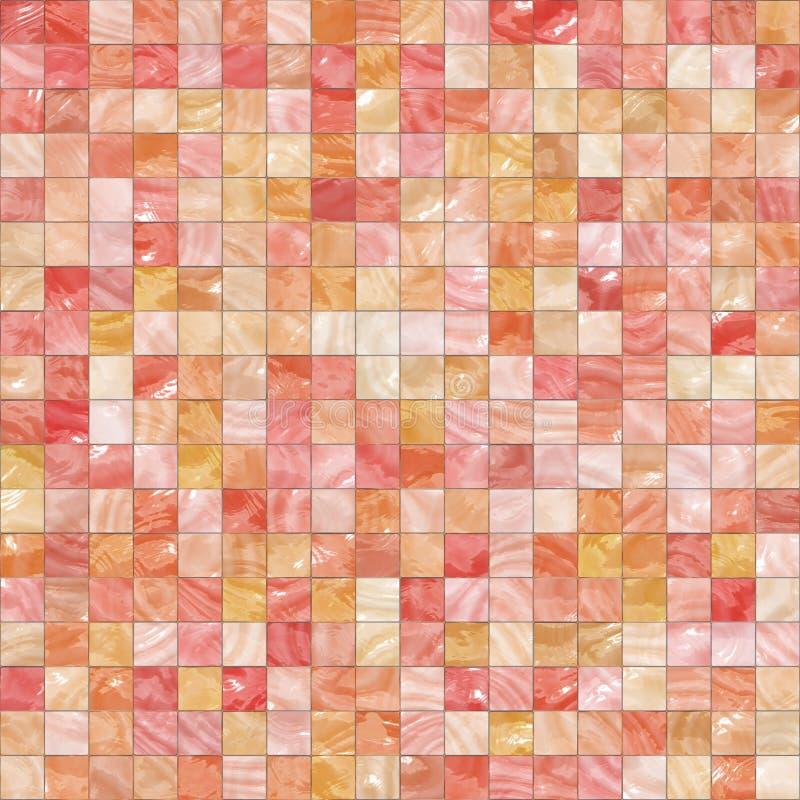 Download Mosaic stock illustration. Illustration of tiles, material - 16572197