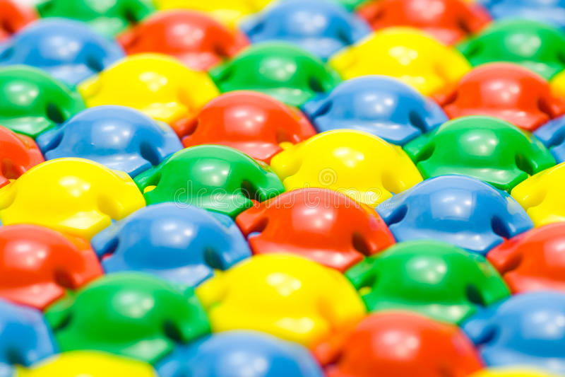 Download Mosaic stock photo. Image of plastic, childhood, yellow - 24528958