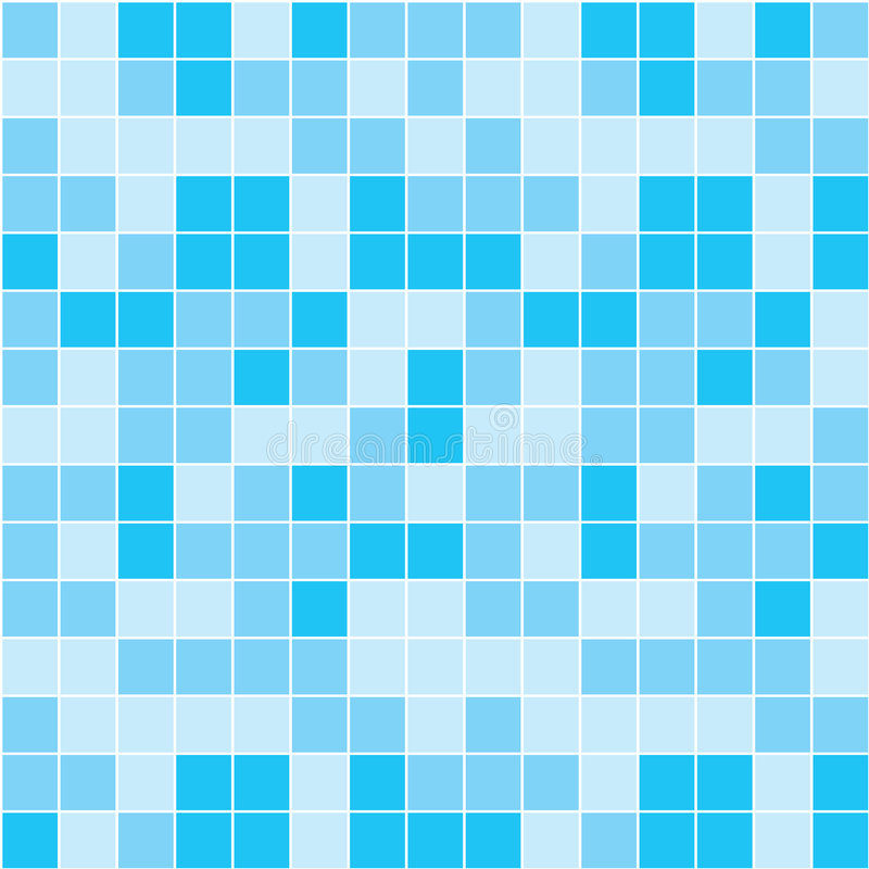 Mosaic. Vector image of rectangles, good for background and pattern for graphical composition royalty free illustration