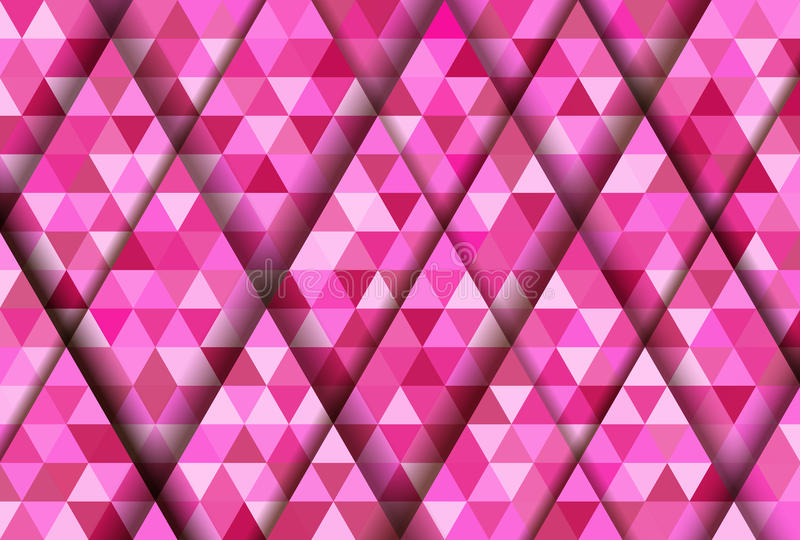 Mosaic background. Vector abstract color mosaic background for design brochure, website, flyer, card. Abstract geometric background with triangles shapes and vector illustration