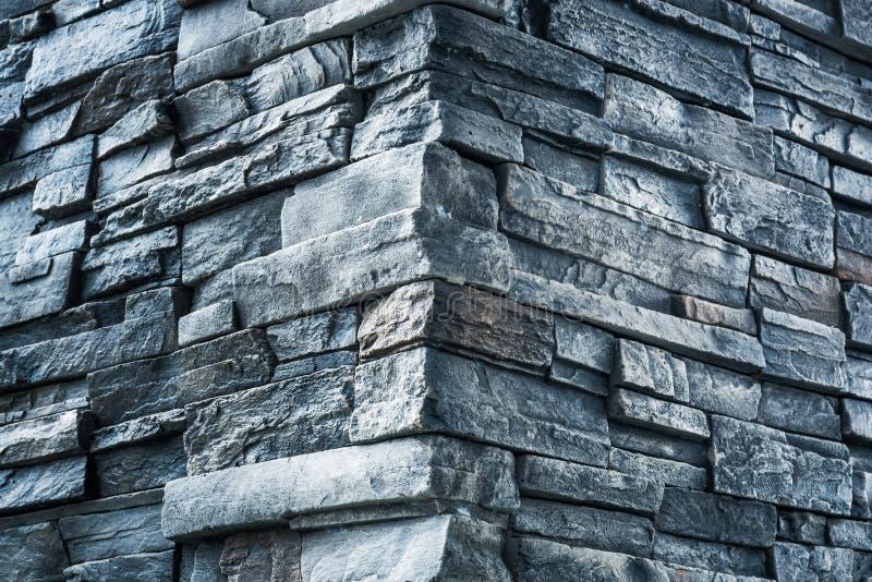 Mosaic brick wall pattern wallpaper background stock photo