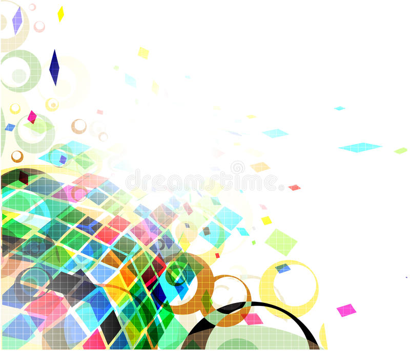Download Mosaic Colorful Background Stock Image - Image: 17153111