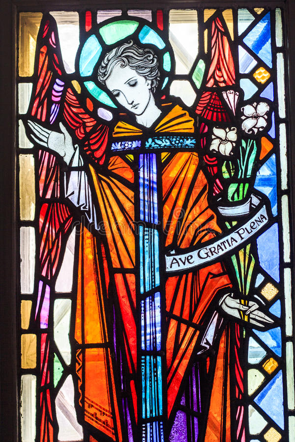 Free Mosaic Of St Maria Stock Image - 45795951
