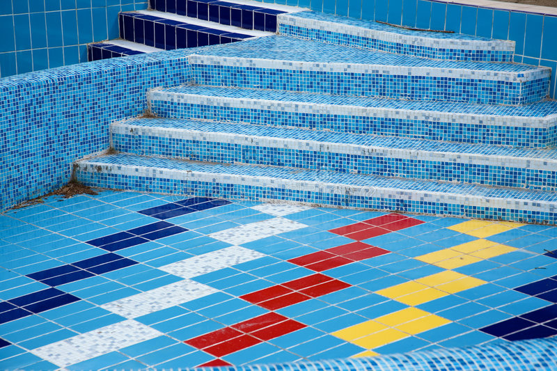 Download Mosaic Stairs Stock Images   Image: 3326724