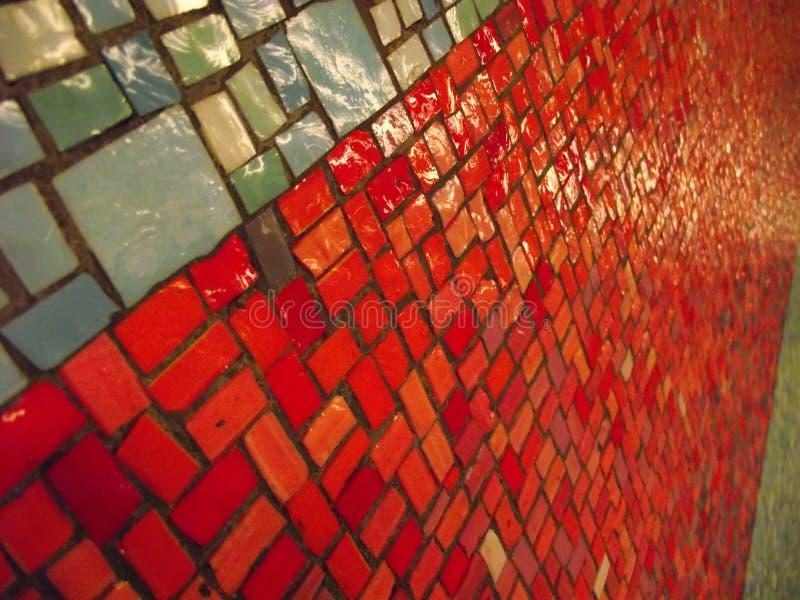 Mosaic tile royalty free stock photo