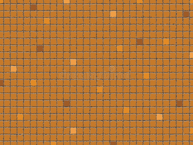 Mosaic tiles texture royalty free stock images