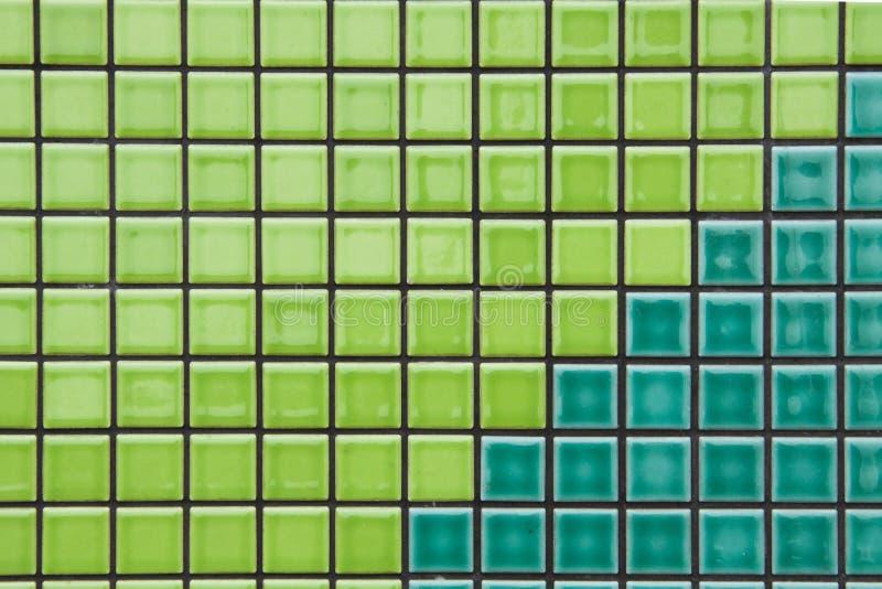 Mosaic tiles texture royalty free stock photos