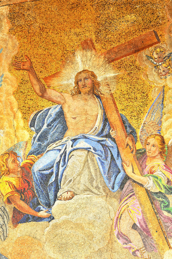 Mosaici veneziani immagine stock libera da diritti