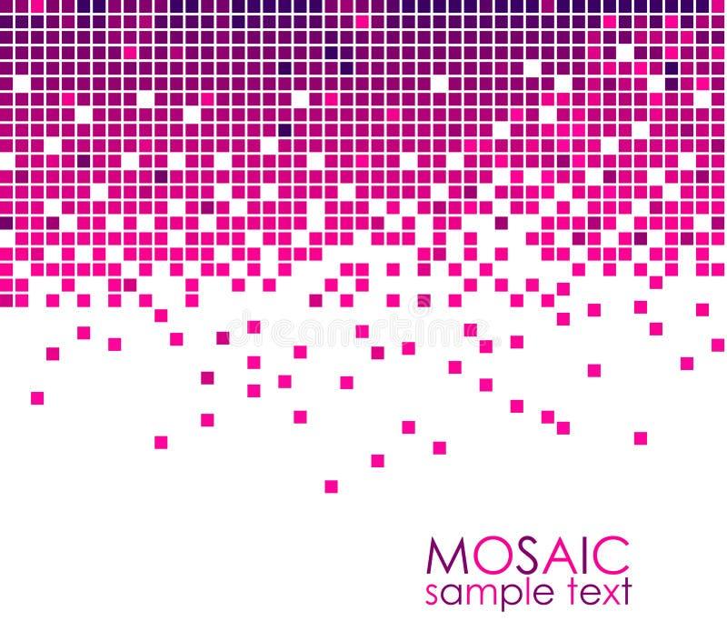 Mosaico   illustrazione vettoriale