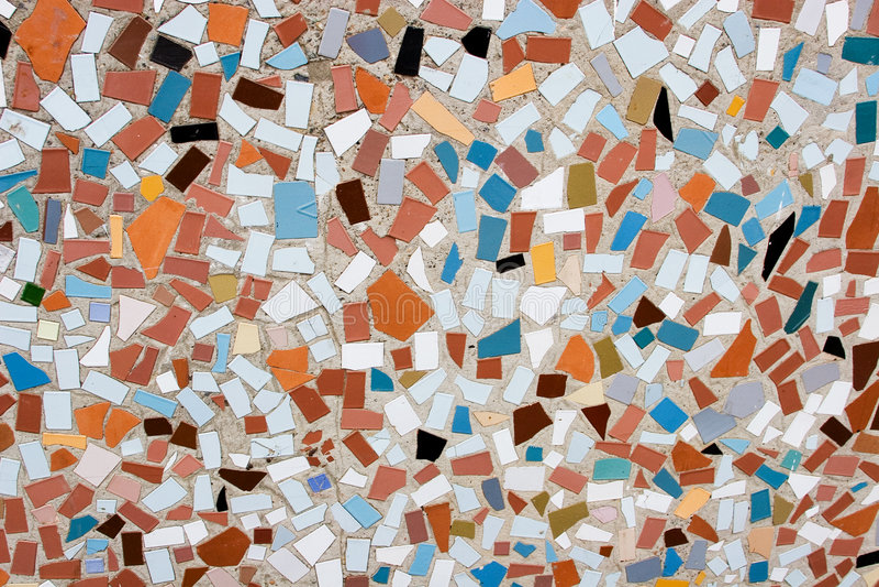 Mosaico 2 fotografia de stock royalty free