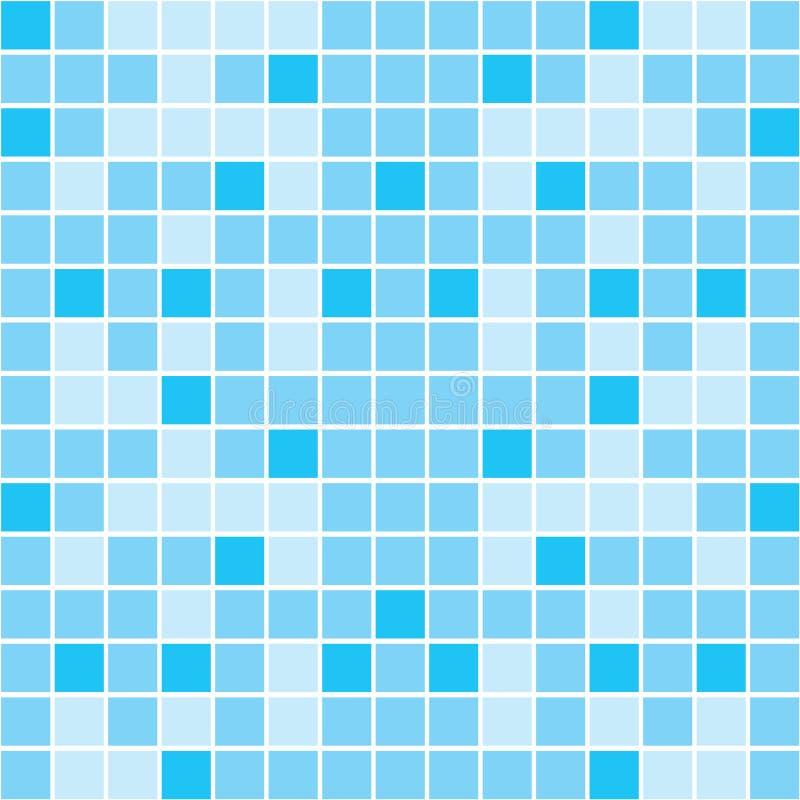 Mosaico ilustração stock