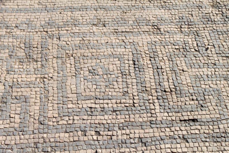 Mosaico antigo imagem de stock royalty free