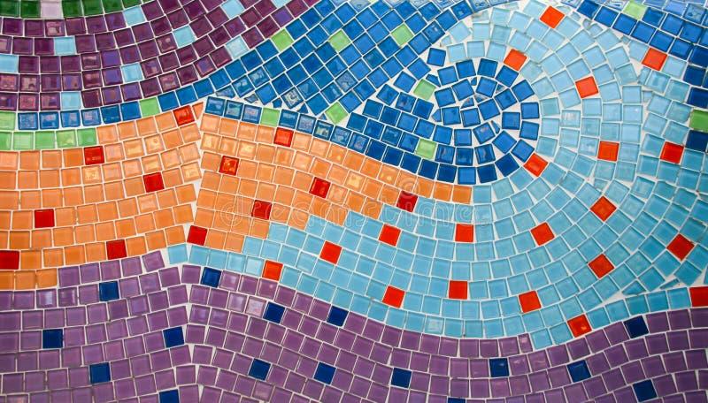 Mosaico colorido fotos de stock