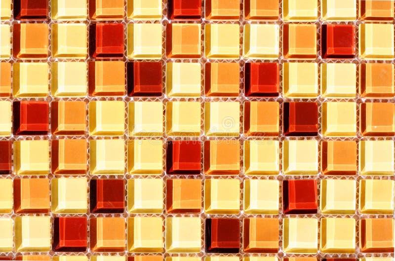 Mosaico de cristal imágenes de archivo libres de regalías