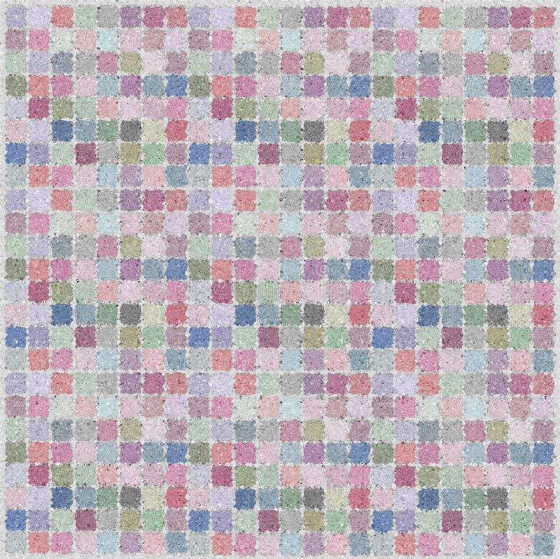 Mosaico de cristal fotos de archivo libres de regalías