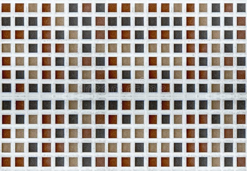 Mosaico de la teja imagen de archivo