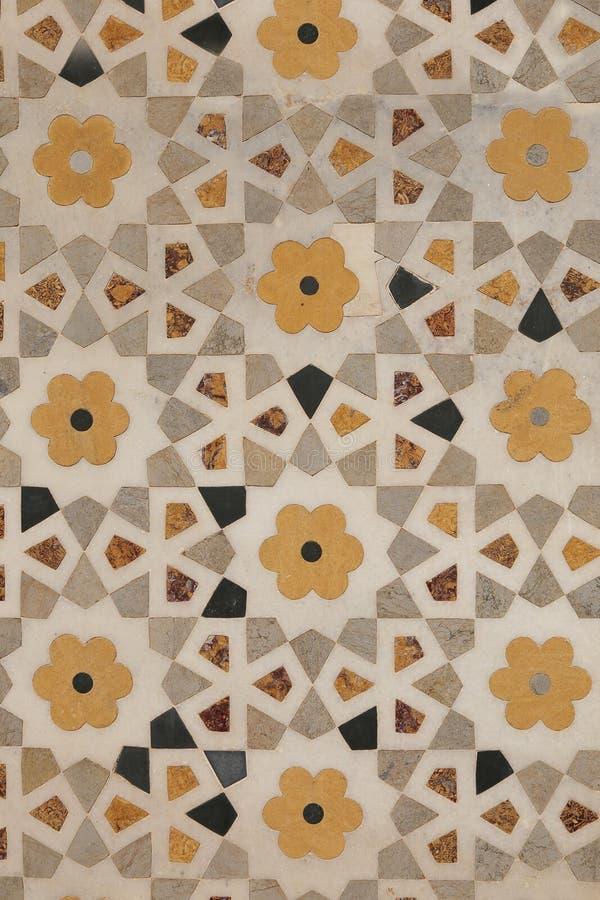 Mosaico de piedra imagenes de archivo