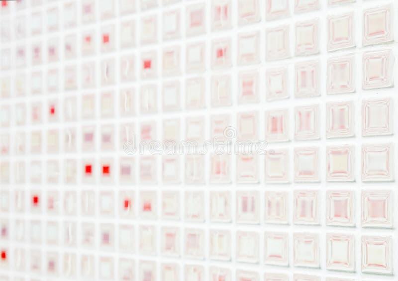 Mosaico della piastrella di ceramica fotografia stock