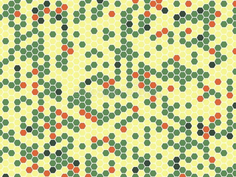 Mosaico delle mattonelle fotografie stock