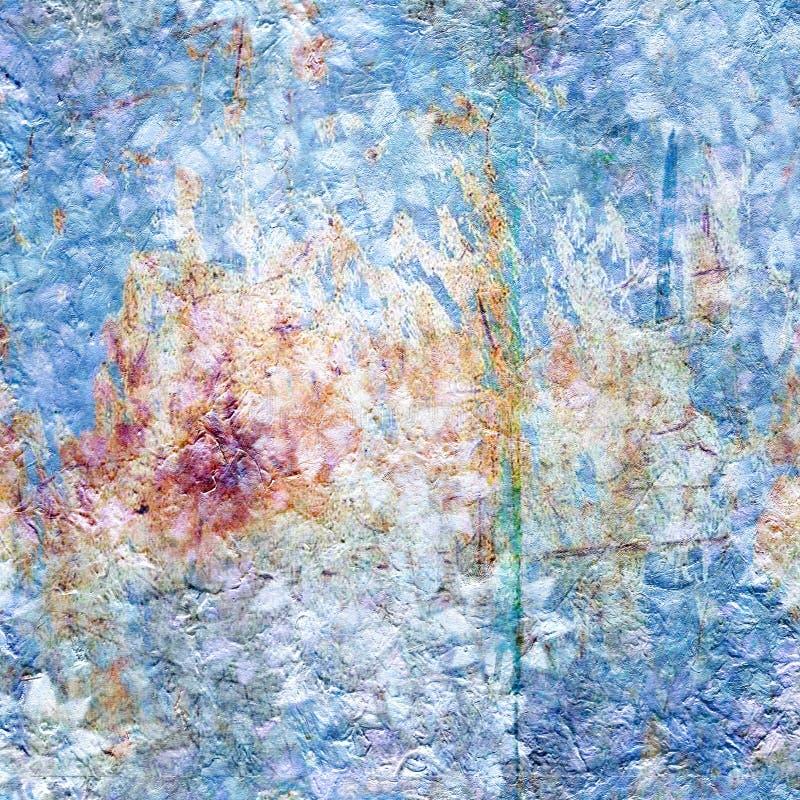 Download Mosaico floreale illustrazione di stock. Illustrazione di copertura - 7310508
