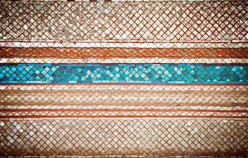 Mosaicos del vitral foto de archivo libre de regalías