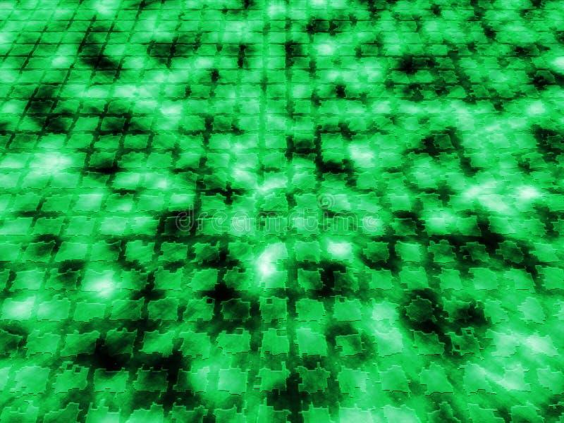 Mosaik-Fliesen lizenzfreie abbildung