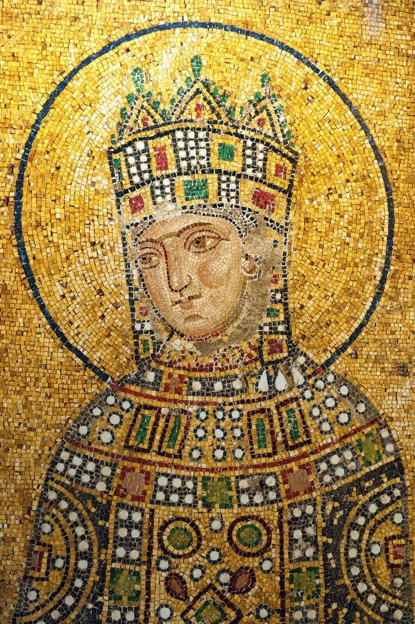 mosaik sofia för hagia 01 royaltyfri foto