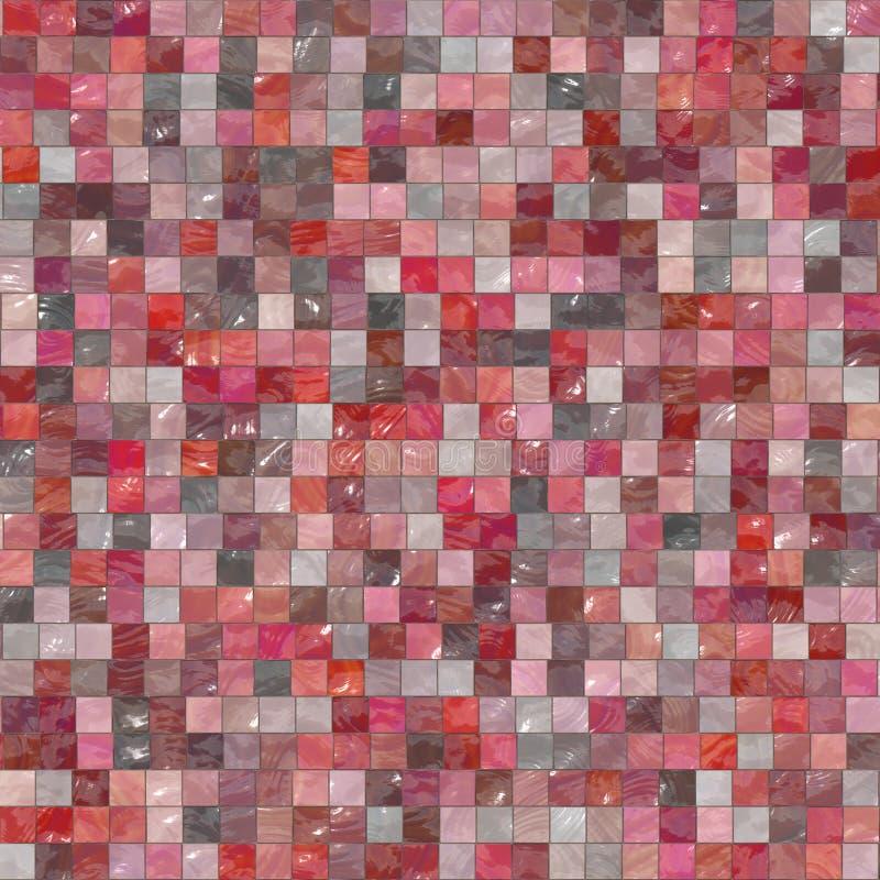 Mosaikfliese. stockbilder